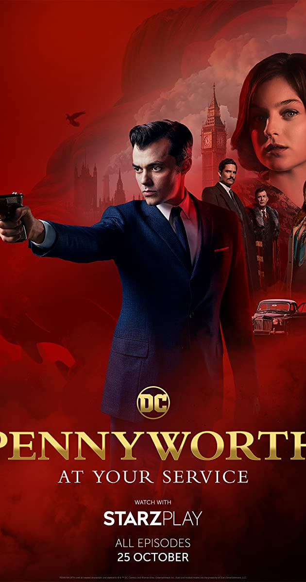 Download Pennyworth or watch streaming online complete episodes of  Season1 in HD 720p 1080p using torrent
