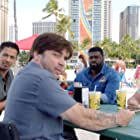 Jay Hernandez, Zachary Knighton, Christopher Thornton, and Stephen Hill in Bloodline (2021)