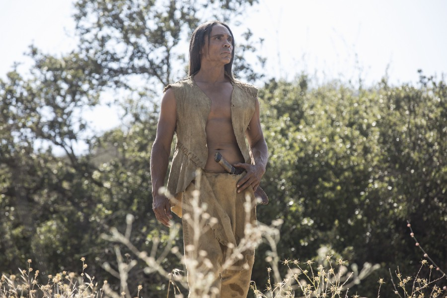 Zahn McClarnon in Westworld (2016)