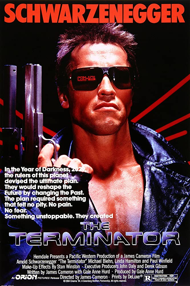 The Terminator 1984 Full Movie Bluray HD and Full HD  | 720p | Free Download