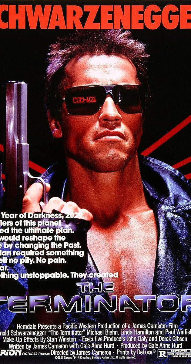 Terminatorius / The Terminator (1984)