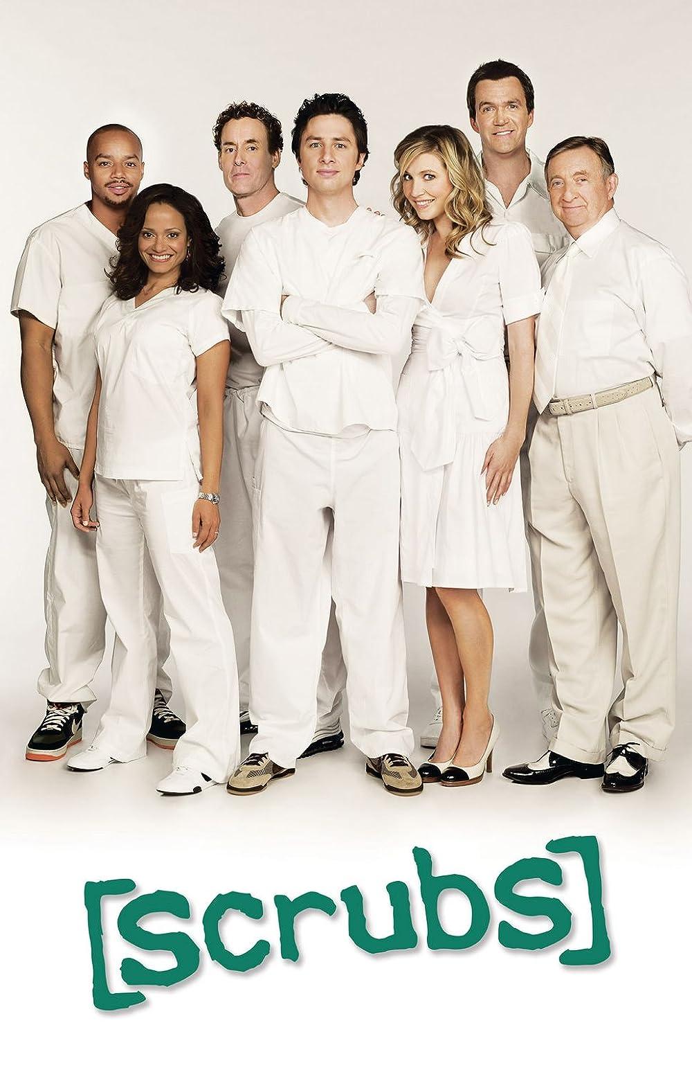Scrubs (TV Series 2001–2010) - IMDb