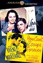 You Can't Escape Forever(1942) Poster - Movie Forum, Cast, Reviews
