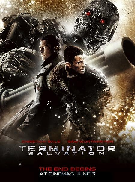 Terminator Salvation (2009) Dual Audio [Hindi+English] 720p Blu-Ray x264 700MB