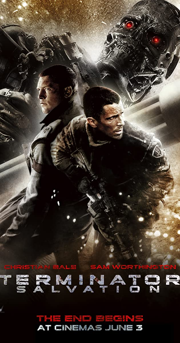 Image result for terminator 3 and terminator salvation