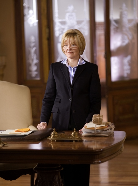 Jane Curtin in The Librarian: Return to King Solomon's Mines (2006)