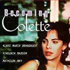 Virginia Madsen, Mathilda May, and Klaus Maria Brandauer in Becoming Colette (1991)