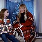 Kristina Orbakaite and Alina Bulynko in Lyubov 2 Morkov (2008)