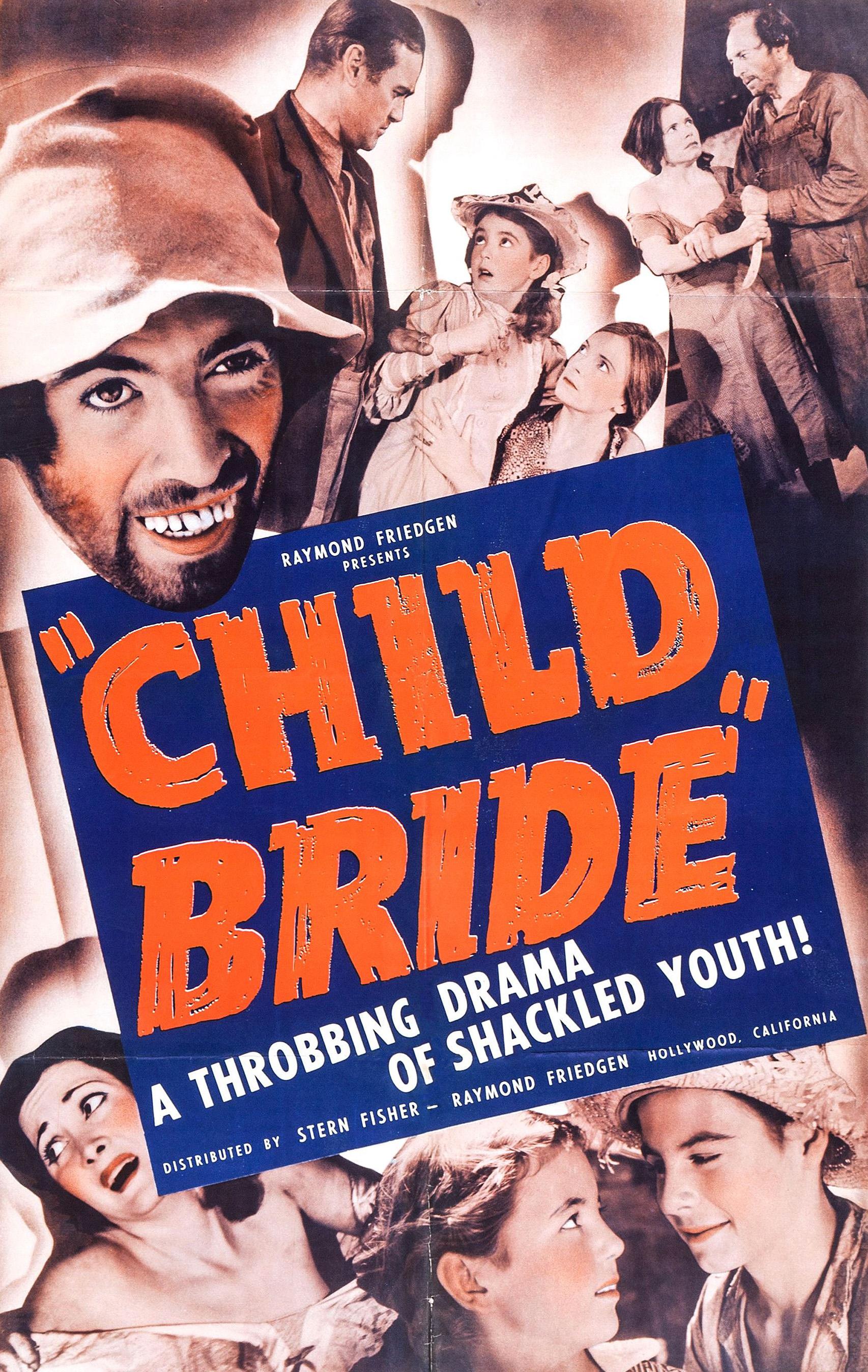 Child Bride Book
