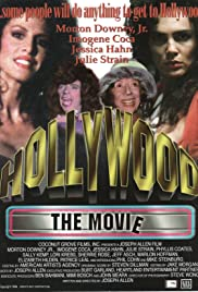 Hollywood: The Movie Poster