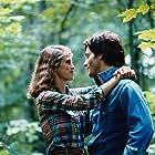 Leah Ayres and Brian Matthews in The Burning (1981)