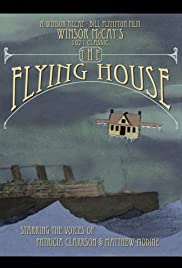 The Flying House Poster