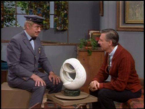 Fred Rogers in Mister Rogers' Neighborhood (1968)