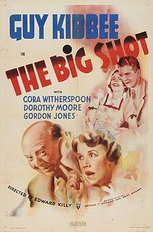Gordon Jones, Guy Kibbee, Dorothy Moore, and Cora Witherspoon in The Big Shot (1937)