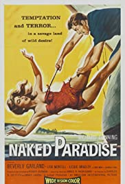 Naked Paradise Poster