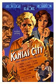 Jennifer Jason Leigh, Harry Belafonte, and Miranda Richardson in Kansas City (1996)