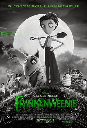 Where to stream Frankenweenie