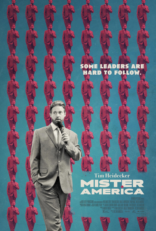 Misteris Amerika (2019) / Mister America