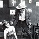 Sylvia Breamer and William S. Hart in The Narrow Trail (1917)