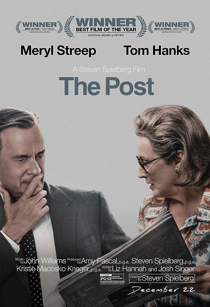 فيلم The Post مترجم