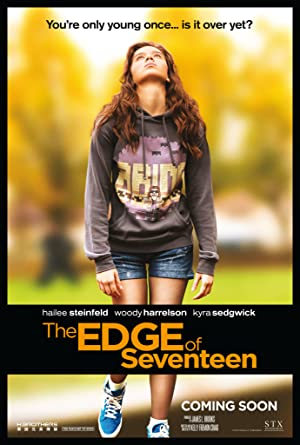 Watch The Edge of Seventeen full movie online Poster