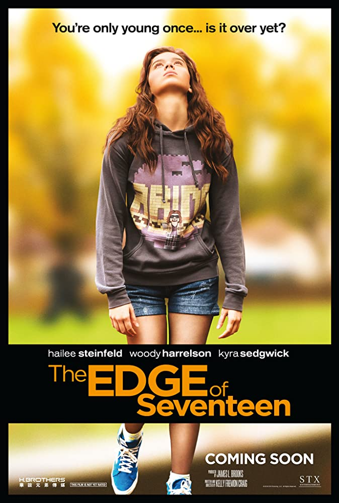 فيلم The Edge of Seventeen مترجم