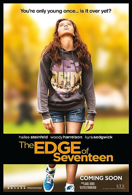 The Edge of Seventeen: Das Jahr der Entscheidung