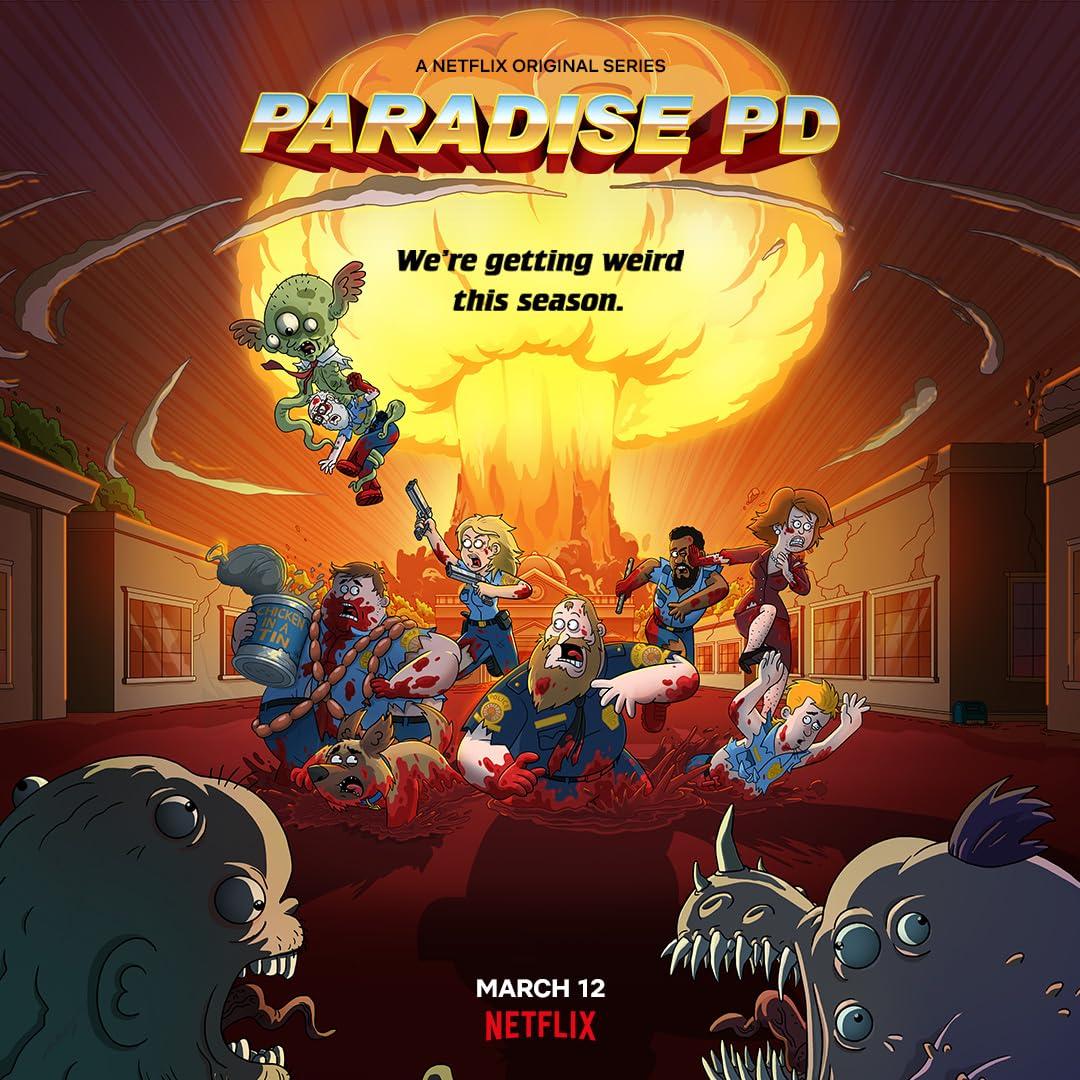 Paradise PD – Season 1