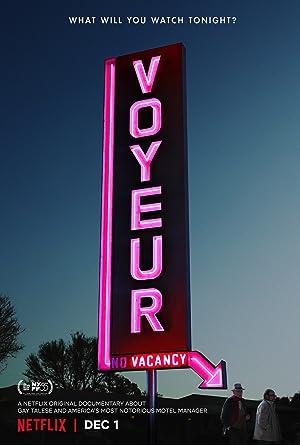 Where to stream Voyeur