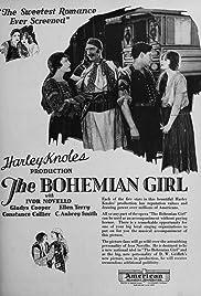 The Bohemian Girl Poster