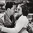Barbara Stanwyck and Robert Young in Red Salute (1935)