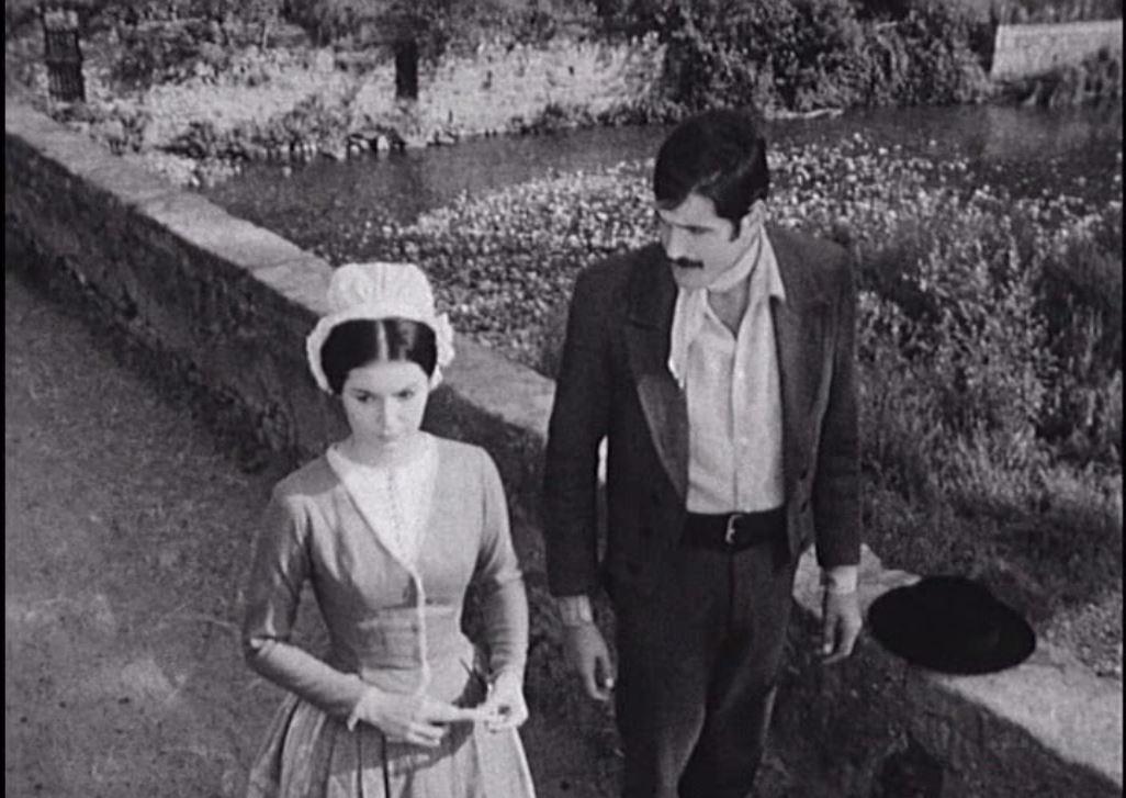 Claude Marcault and Jacques Santi in La princesse du rail (1967)