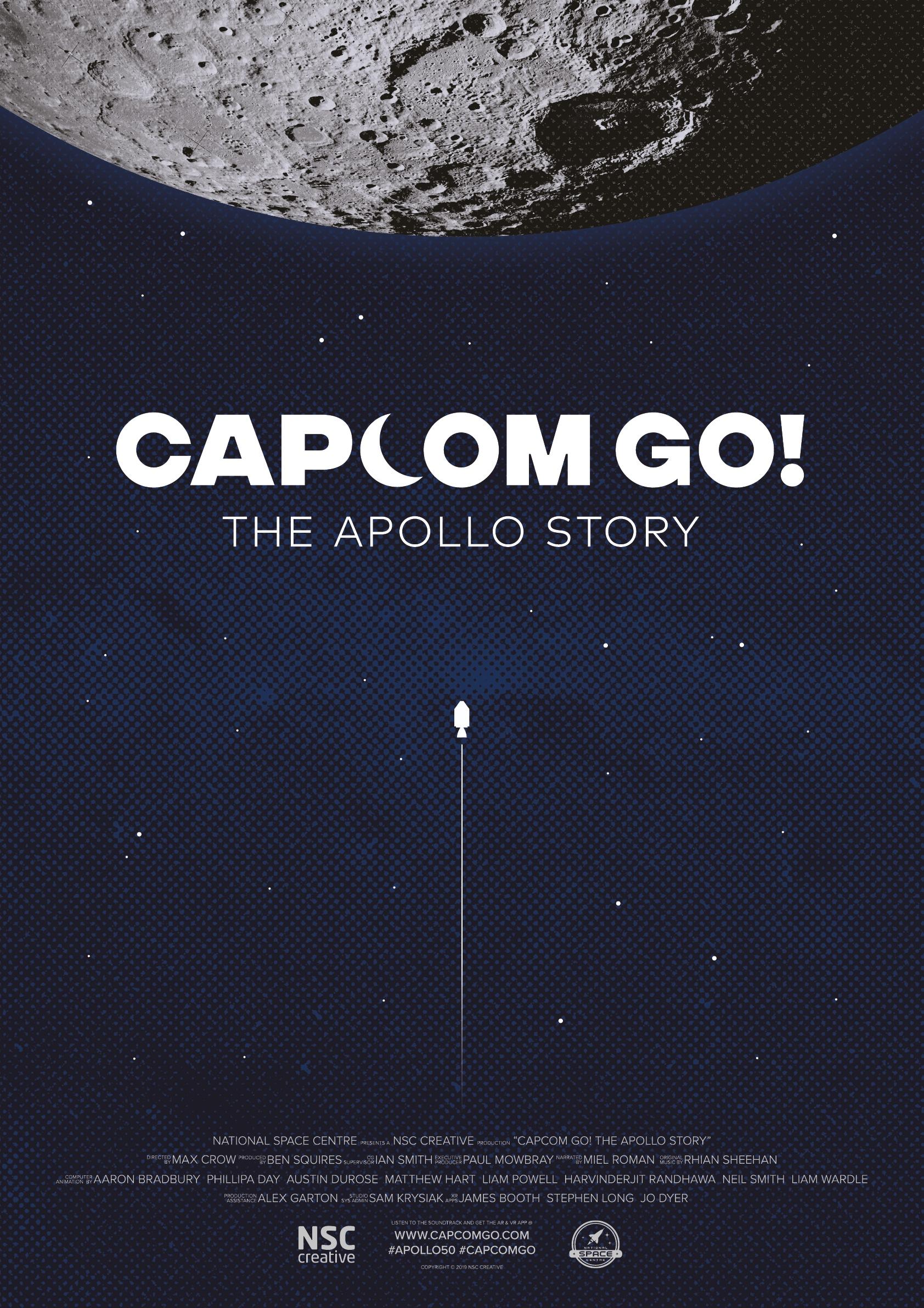 CAPCOM GO! The Apollo Story (2019) - IMDb