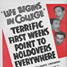 Al Ritz, Harry Ritz, Jimmy Ritz, and The Ritz Brothers in Life Begins in College (1937)