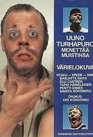 Vesa-Matti Loiri, Spede Pasanen, and Simo Salminen in Uuno Turhapuro menettää muistinsa (1982)