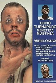 Uuno Turhapuro menettää muistinsa Poster