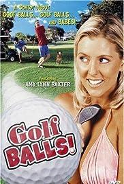 Golfballs! Poster