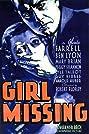 Girl Missing (1933) Poster
