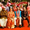 Neena Gupta, Gajraj Rao, Manu Rishi Chadha, Maanvi Gagroo, Sunita Rajwar, Ayushmann Khurrana, Jitendra Kumar, and Pankhuri Awasthy in Shubh Mangal Zyada Saavdhan (2020)