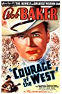 Courage of the West (1937) Poster