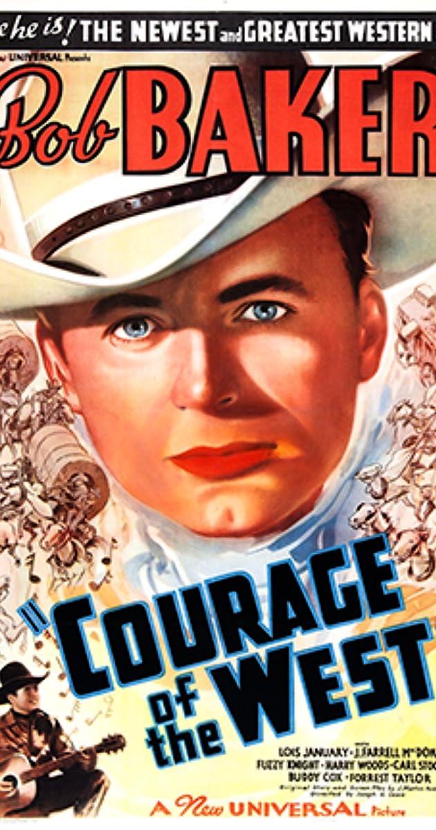 Courage Of The West 1937 Imdb