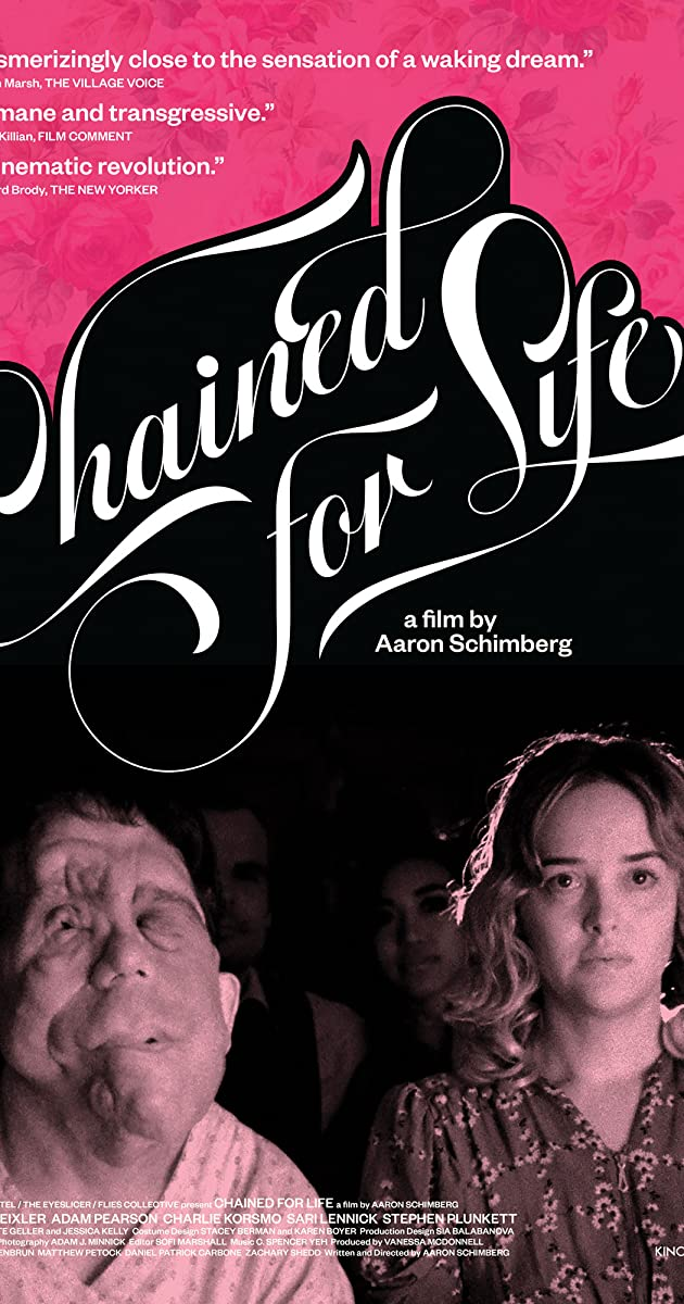 Chained for Life (2018) - News - IMDb