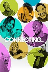 Parvesh Cheena, Keith Powell, Ely Henry, Jill Knox, Preacher Lawson, Otmara Marrero, and Shakina Nayfack in Connecting... (2020)