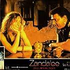 Nicolas Cage, Judge Reinhold, Aaron Neville, and Erika Anderson in Zandalee (1991)