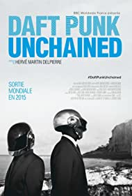 Thomas Bangalter and Guy-Manuel De Homem-Christo in Daft Punk Unchained (2015)