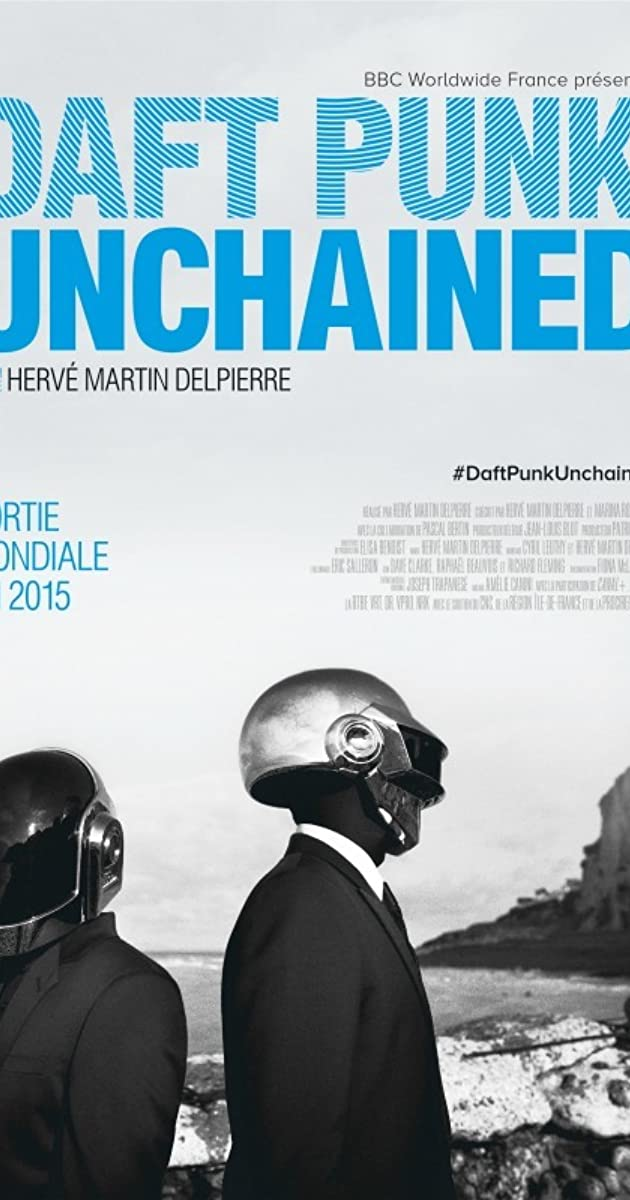Subtitle of Daft Punk Unchained