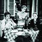 Taina Elg, Mitzi Gaynor, and Kay Kendall in Les Girls (1957)