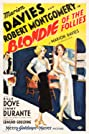 Blondie of the Follies (1932) Poster