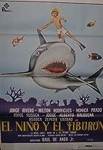El niño y el tiburón