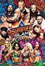 WWE Summerslam (2017) Poster